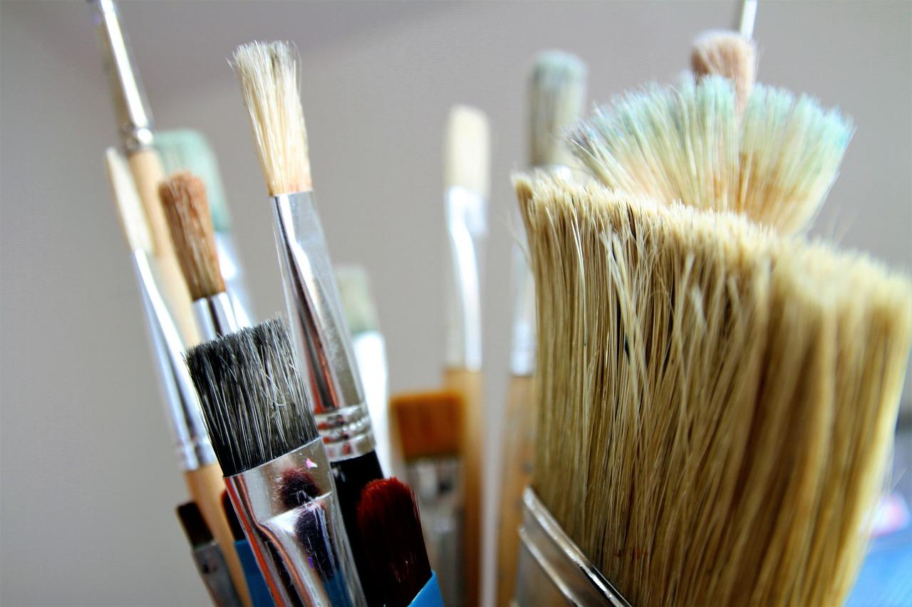 Peinture à l\'huile ou peinture à l\'eau ? – Passion plâtre et peinture